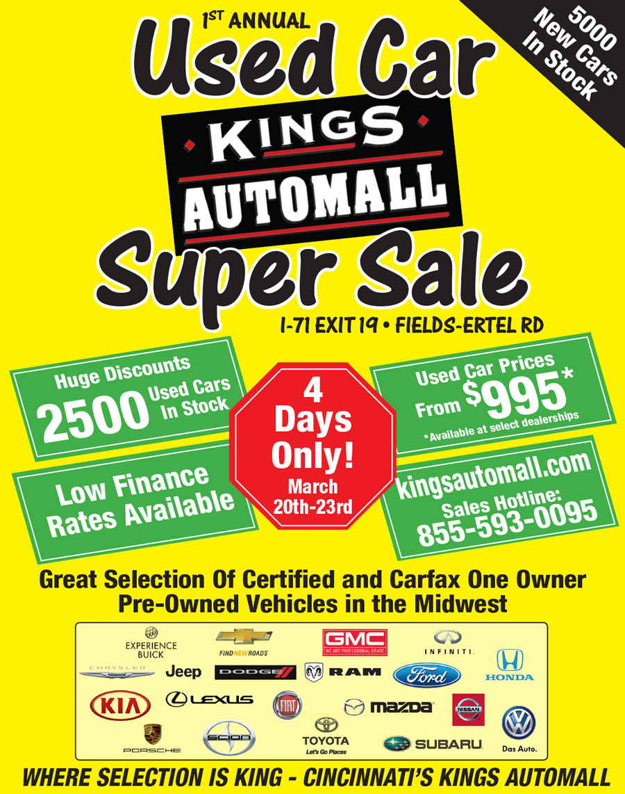 Kings Automall New Gmc Volkswagen Lexus Ford Ram