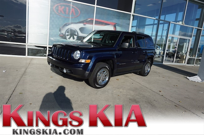 Used 2012 Jeep Patriot Sport SUV for sale in Cincinnati OH