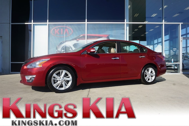 Used 2013 Nissan Altima 2.5 SL Sedan for sale in Cincinnati OH