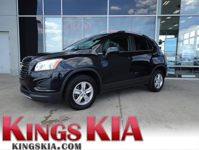 Used 2015 Chevrolet Trax 1LT SUV for sale in Cincinnati OH