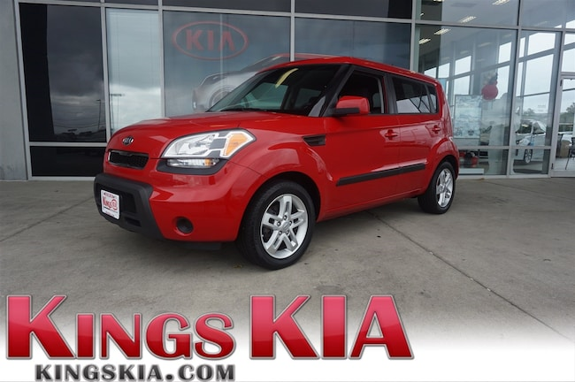 Used 2011 Kia Soul Plus Hatchback for sale in Cincinnati OH