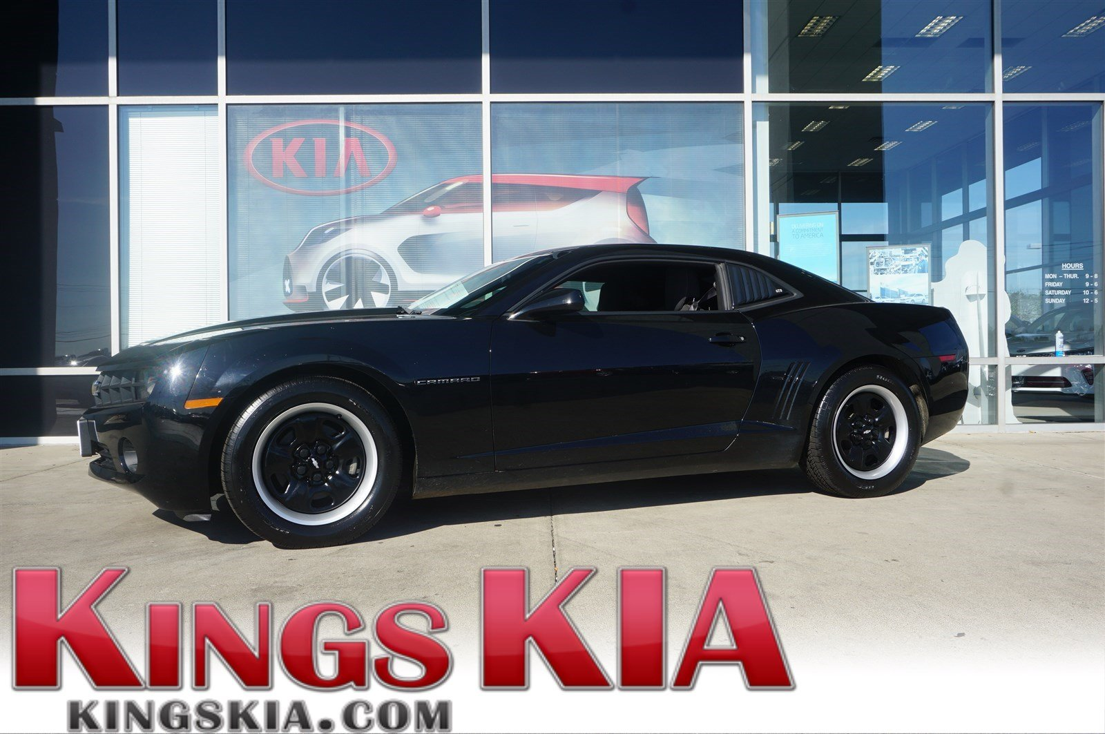 2012 Chevrolet Camaro 2LS Coupe