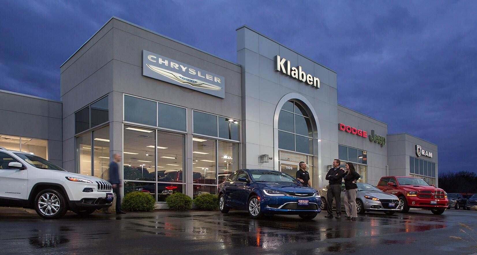 Klaben Chrysler Jeep Dodge Ram Kent Oh New 2017 2018 And