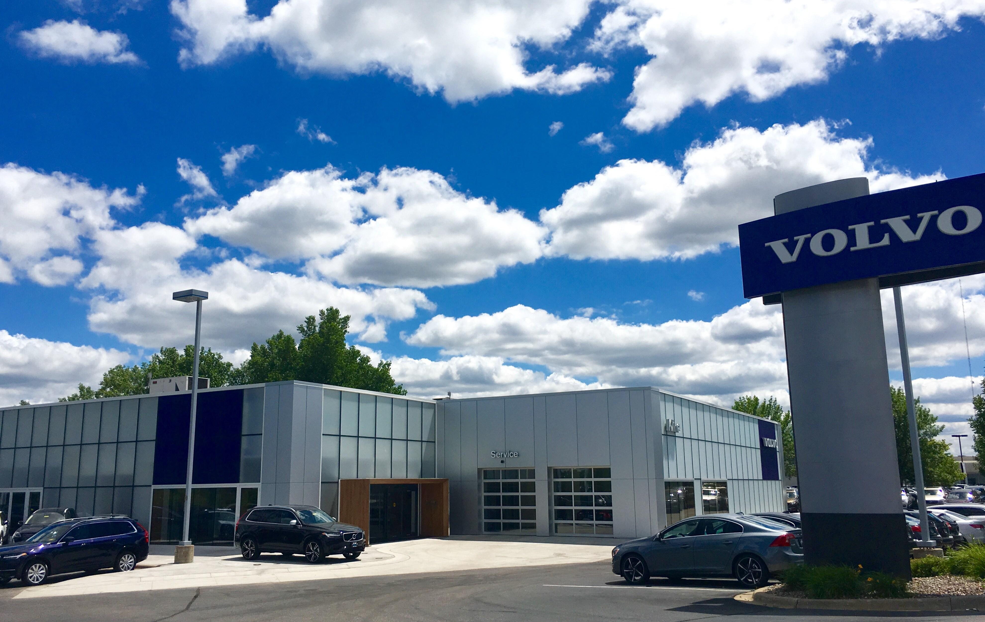 kline auto world | new nissan, volvo dealership in n. maplewood, mn