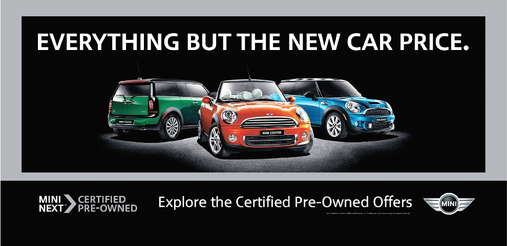 Financing at Knauz MINI