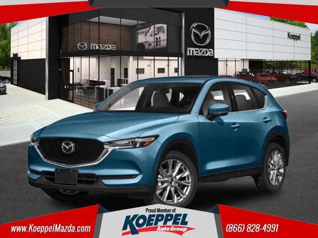 2019 Mazda Mazda CX-5 Grand Touring  AE1 FOL NV3 SA3 1 miles VIN JM3KFBDM4K0540168 StockNo