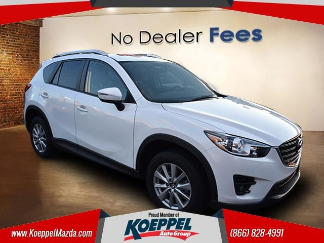 2016 Mazda Mazda CX-5 Touring With a mix of style and luxury youll be excited to jump into this