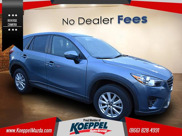 2016 Mazda Mazda CX-5 Touring Why choose between style and efficiency when you can have it all in