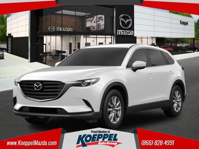 2019 Mazda Mazda CX-9 Touring  Carpeted Cargo Mat 1 miles VIN JM3TCBCY3K0313412 StockNo M146