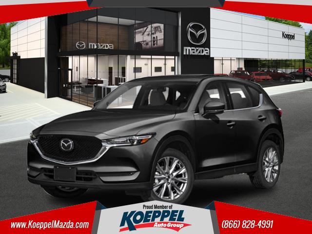 2019 Mazda Mazda CX-5 Grand Touring  Active Driving Display Auto-Fold Door Mirror GT Premium Pa
