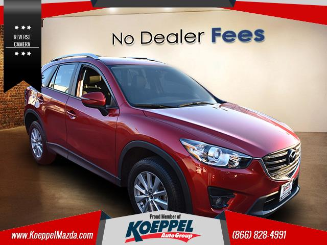 2016 Mazda Mazda CX-5 Sport This 2016 Mazda CX-5 is a dream to drive This CX-5 has been driven wi
