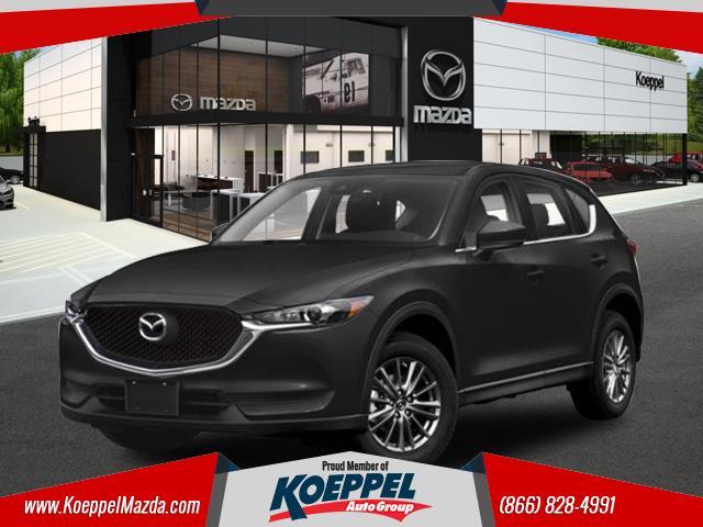 2019 Mazda Mazda CX-5 Sport  Rear Bumper Guard 2 miles VIN JM3KFBBM0K0529770 StockNo M14625
