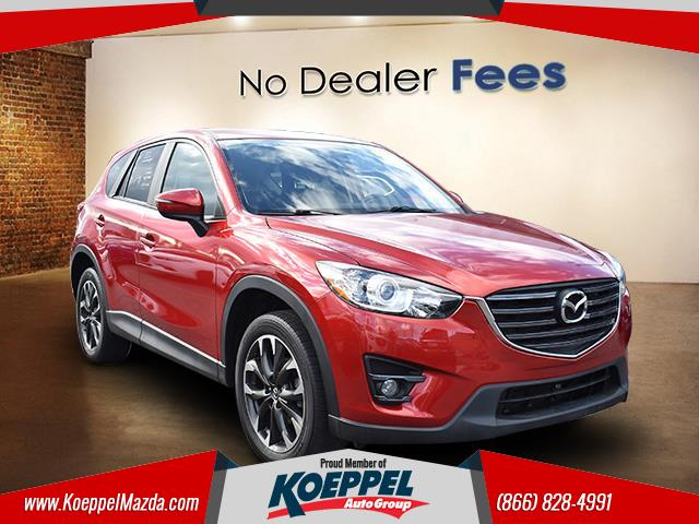 2016 Mazda Mazda CX-5 Grand Touring Koeppel Nissan is the only automotive dealership in NYC with a