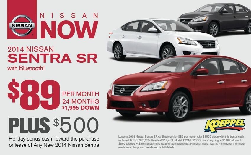 Koeppel Nissan Nissan | New Jackson Heights Vehicles | NY ...