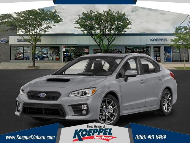 2019 Subaru WRX Premium M6 Check out this great value A sensational four door destined to domin