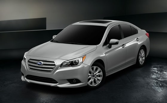 Brooklyn Subaru Legacy