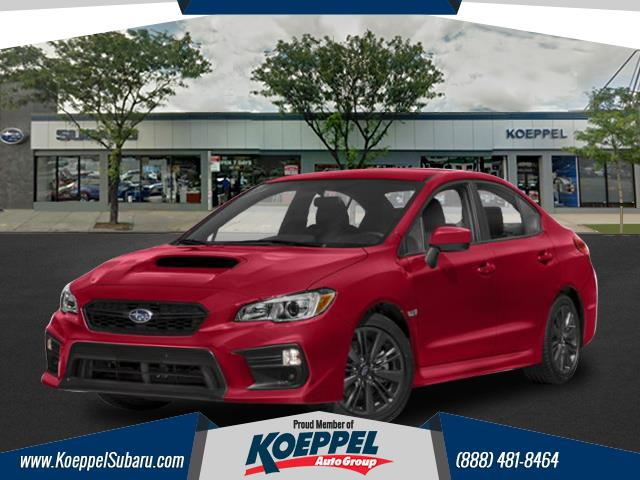 2019 Subaru WRX This vehicle wont be on the lot long It delivers style and power in a single pac