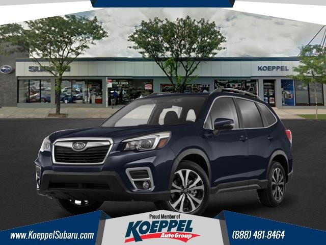 2019 Subaru Forester Sport  All-Weather Floor Liners Auto-Dimming Mirror wCompass Base Model