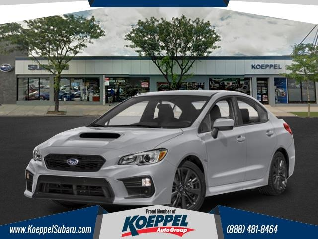 2019 Subaru WRX In a class by itself Check out this 2019 A sensational four door destined to dom
