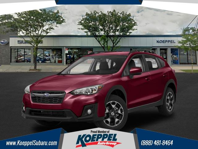 2019 Subaru Crosstrek 20i Premium Check out this 2019 A comfortable ride in a go-anywhere vehicl