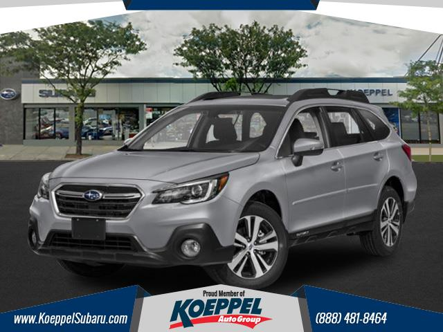 2019 Subaru Outback 25i Limited  All-Weather Floor Liners Auto-Dimming Rear