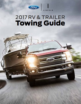 2017 Ford Towing Guide