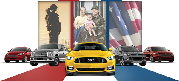 koons ford military and first responders program