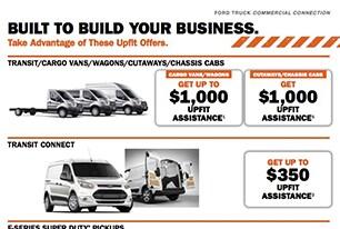 Ford Upfit Information