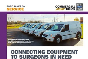 Ford Truck Service Brochure