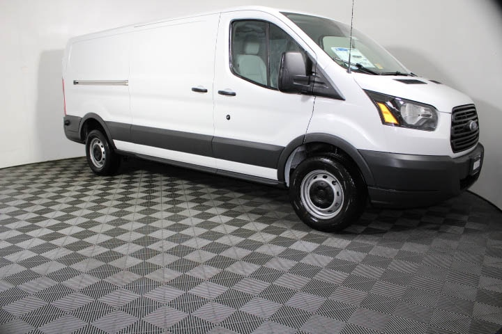 2017 Ford Transit-250 w/Sliding Pass-Side Cargo-Door
