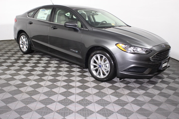 New 2017 Ford Fusion, $19407
