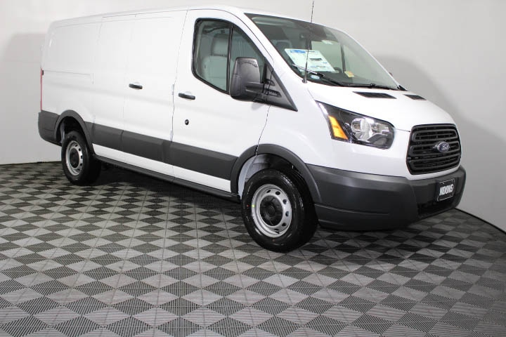 2017 Ford Transit-250 w/60/40 Pass-Side Cargo-Doors
