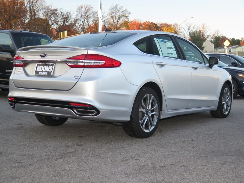 Koons Silver Spring >> New 2017 Ford Fusion SE For Sale in Silver Spring MD   VIN: 3FA6P0T91HR242698