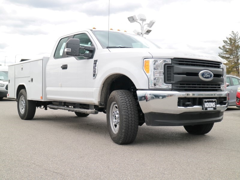 new 2017 ford f 350 supercab 9 39 utility xl for sale in. Black Bedroom Furniture Sets. Home Design Ideas