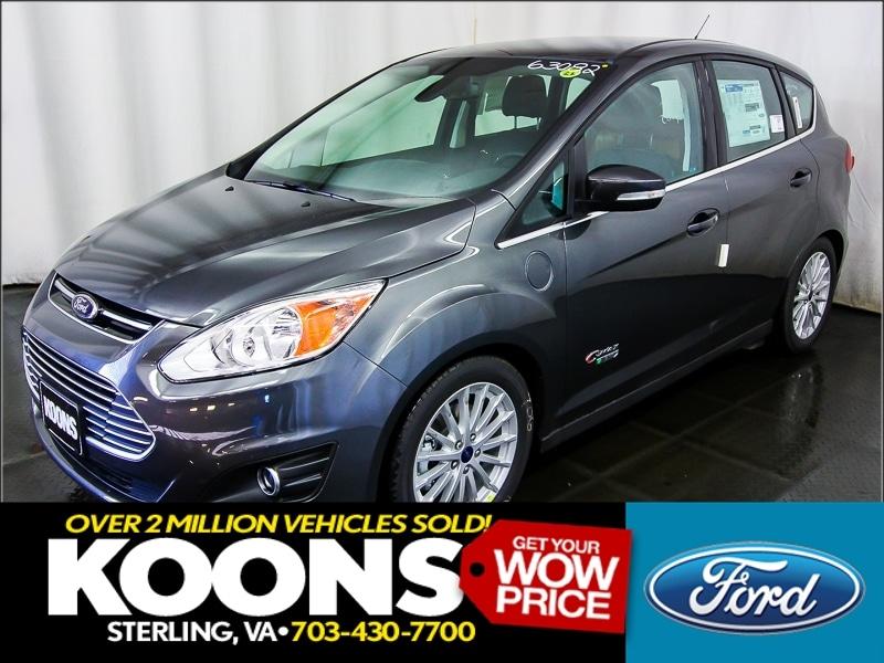 New 2016 Ford C-MAX Energi, $25699