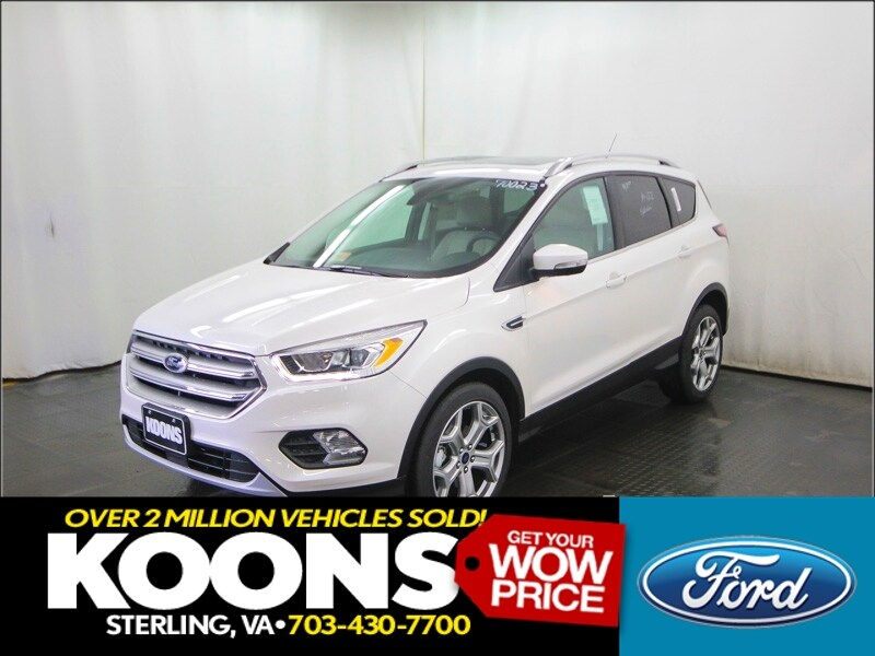 New 2017 Ford Escape, $26633