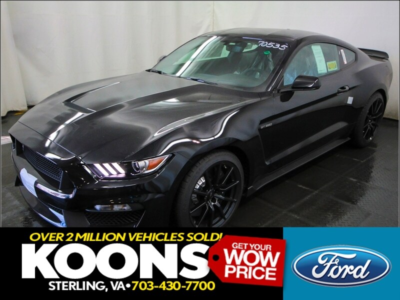 2017 Ford Mustang Shelby Shelby GT350