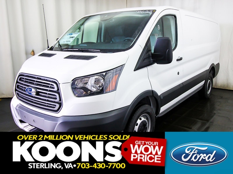 2017 Ford Transit-250 Low Roof XL Cargo Van