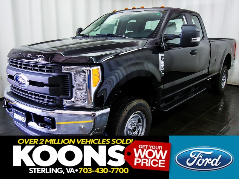 2017 Ford F-250 SD XL 4X4
