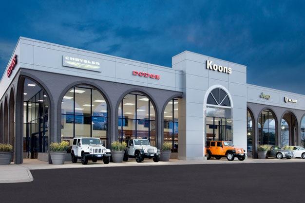 Koons Dodge Tysons Corner 2018 Dodge Reviews