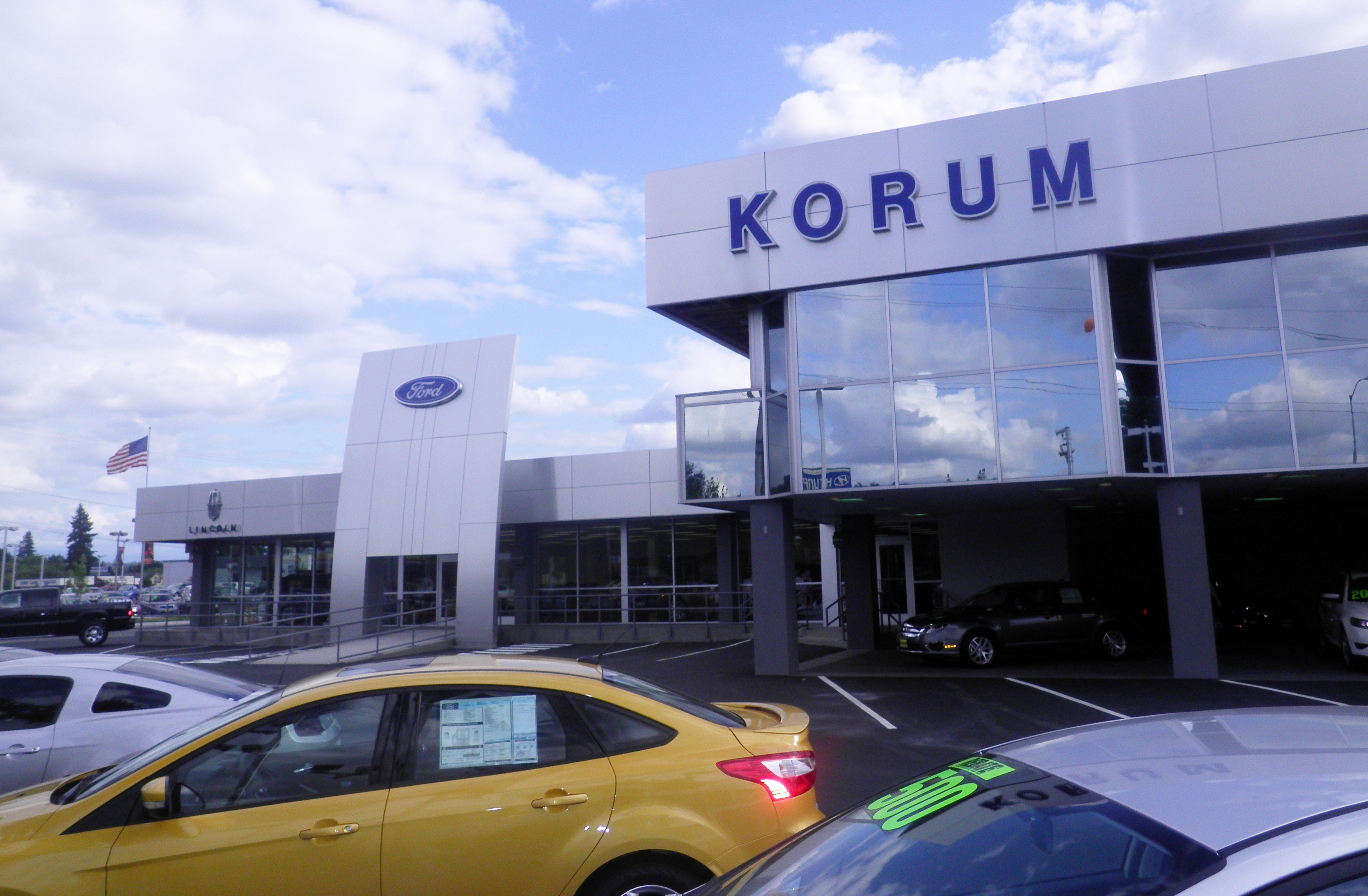 Welcome to Korum Ford-Lincoln & About Korum Ford-Lincoln | New Ford and Used Car Dealer Serving ... markmcfarlin.com