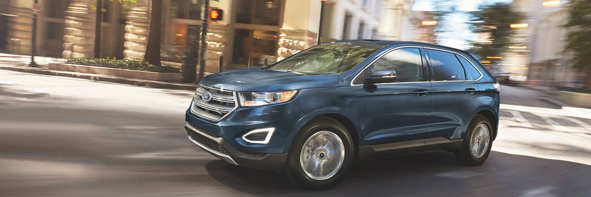 2017 Ford Edge Sport Exterior