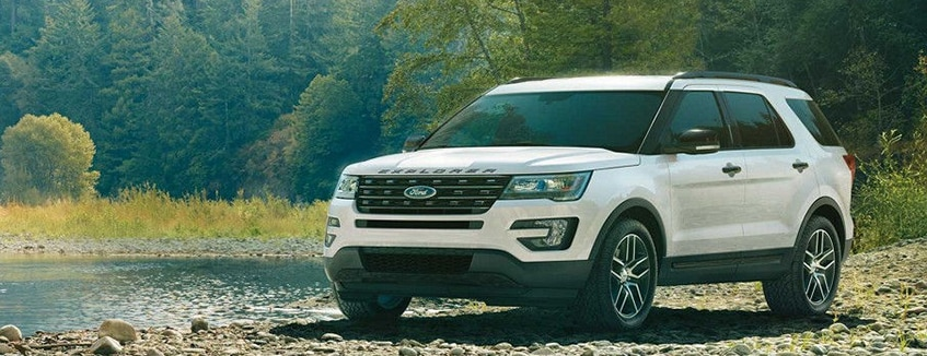 2018 Ford Explorer in Columbus, OH