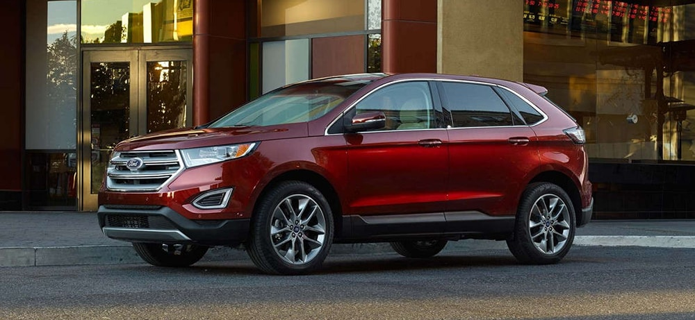 2018 Ford Edge in Columbus, OH