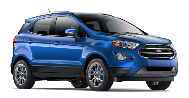 2018 Ford EcoSport in Columbus, OH