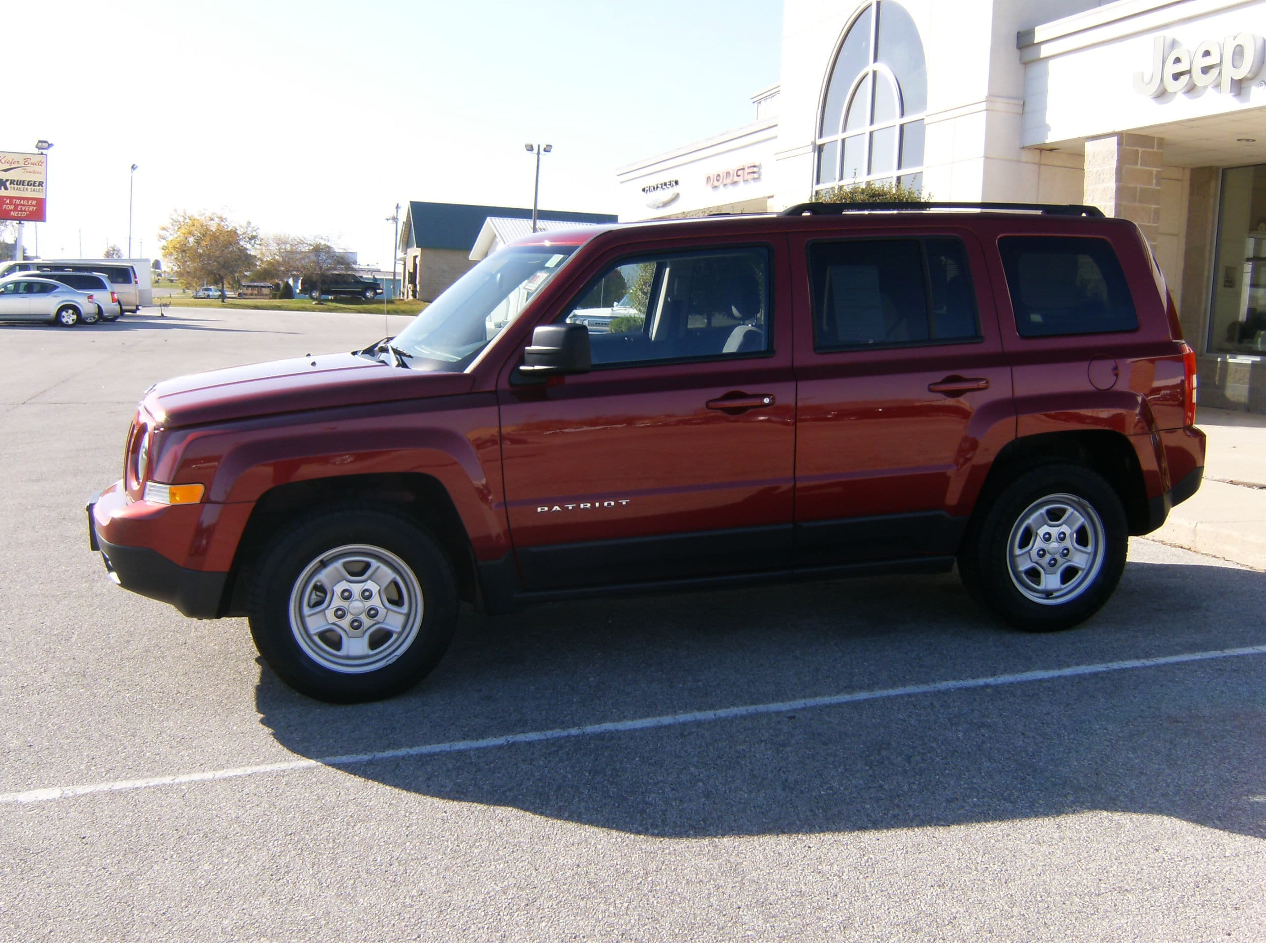 used 2015 jeep patriot sport for sale waverly ia. Black Bedroom Furniture Sets. Home Design Ideas
