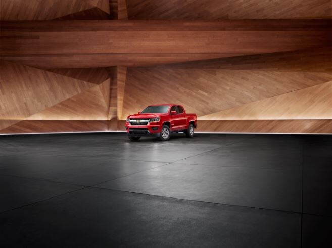New Chevy Colorado Koloa HI