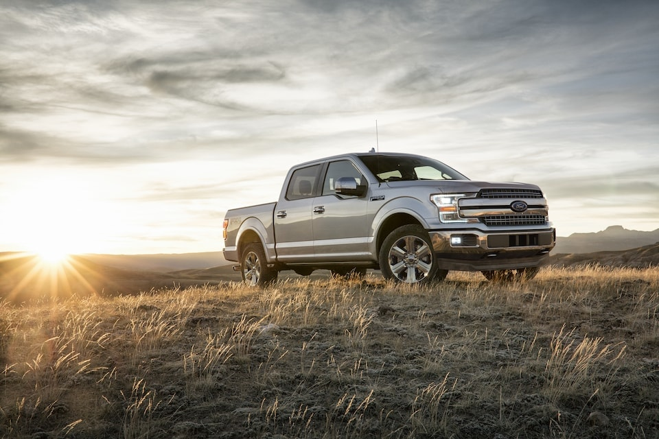 New Ford F-150 Waimea HI