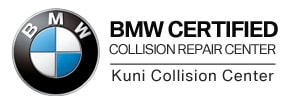 Kuni Collision Center is a BMW Certified Collision Repair Center