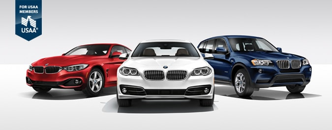 BMW's Military Salute - USAA Specials